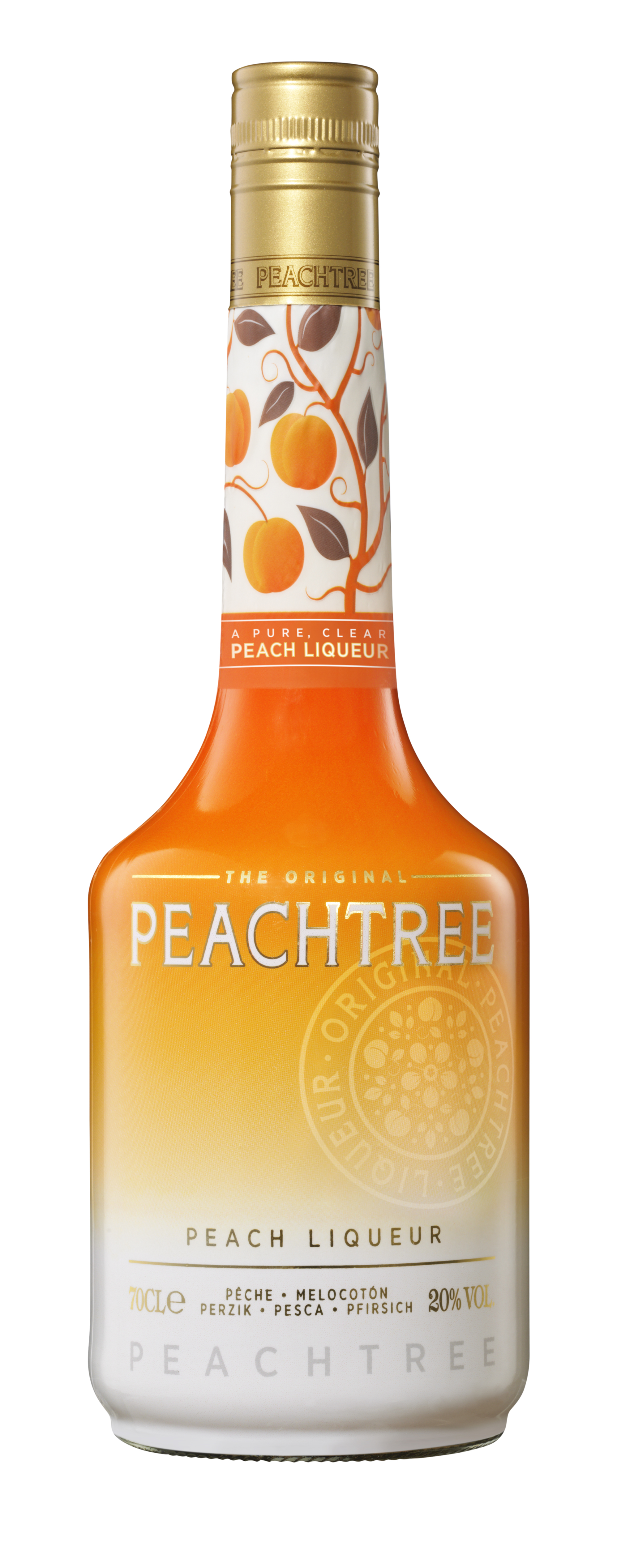 Peach tree vinmonopolet