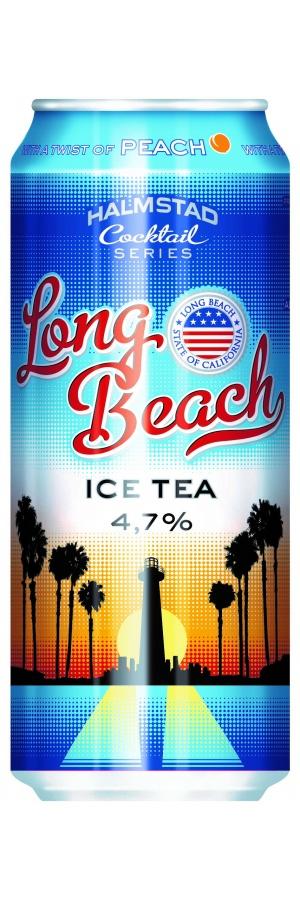 Halmstad Long Beach Ice Tea 50 Cl Solera No