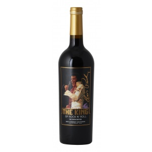 Elvis - The King of Rock 'n' Roll Cabernet Sauvignon